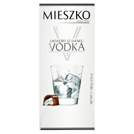 Mieszko Likwory o smaku wódki 180g (2)