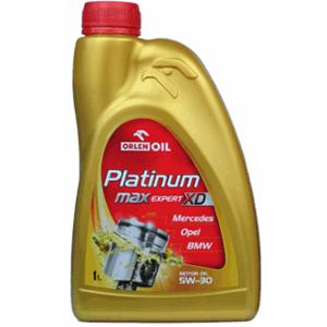 Orlen Oil Platinum Max Expert XD Olej silnikowy 5W-30 1l (1)