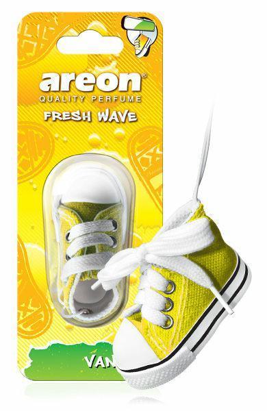 Zapach AREON FRESH WAVE Vanilla (1)