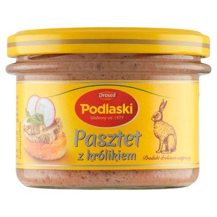 Drosed Podlaski Pasztet z królikiem 160g (2)