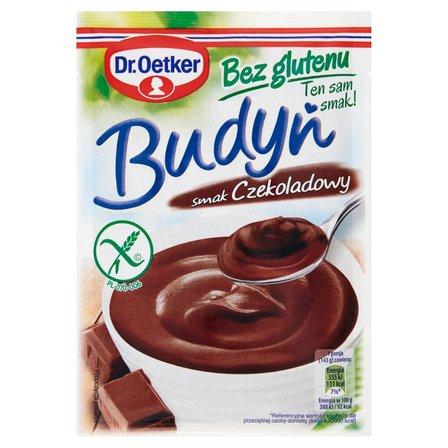 Dr. Oetker Budyń bez glutenu smak czekoladowy 45g (2)