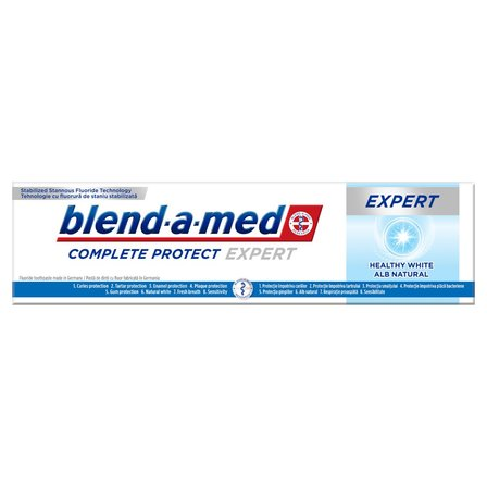 BLEND-A-MED Complete Protect Expert Healthy White Pasta do zębów (3)