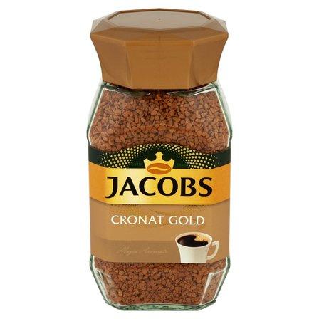 Jacobs Cronat Gold Kawa rozpuszczalna 200g (2)