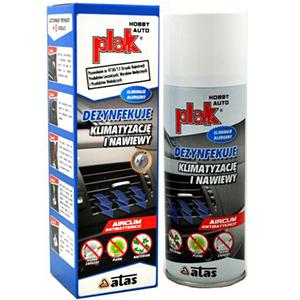 Plak AirClim Antibatterico Środek do dezynfekcji klimatyzacji i nawiewów 200ml (1)