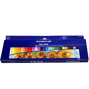 Staedtler Pastele olejne Noris Club 25 kolorów 1op. (1)