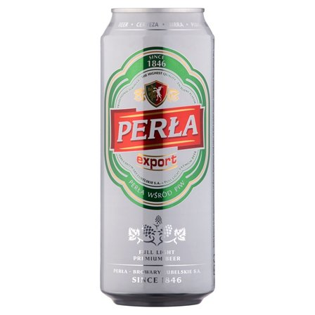 Perła Export Piwo jasne 500ml (2)