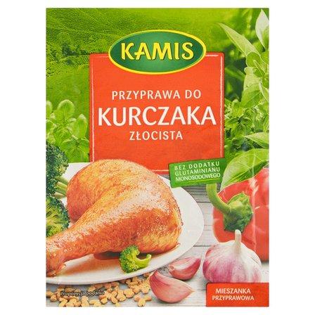 Kamis Przyprawa do kurczaka złocista Mieszanka przyprawowa 30g (1)