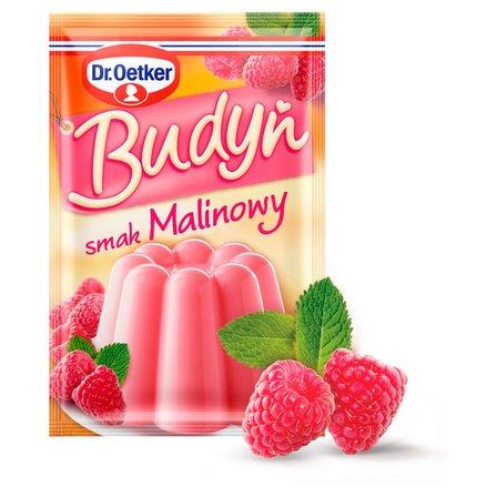 Dr. Oetker Budyń smak malinowy 40g (1)