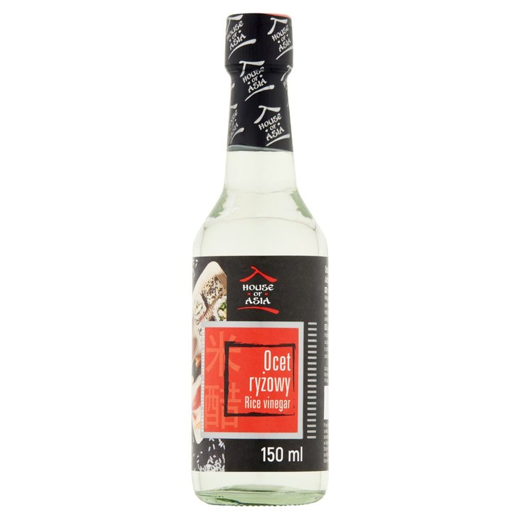 House of Asia Ocet ryżowy 150ml (1)