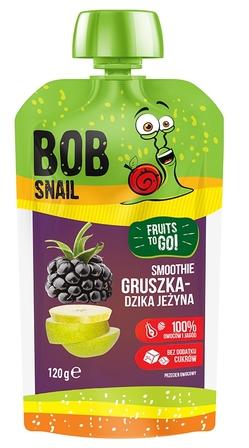 Smoothie gruszkowo-jeżynowe bez dodatku cukru 120 ml (1)