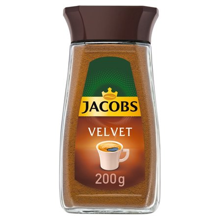 Jacobs Velvet Kawa rozpuszczalna 200g (1)