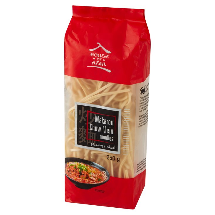 House of Asia Makaron chow mein 250g (1)