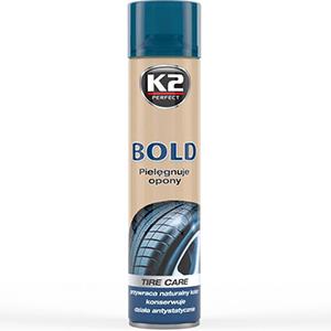 K2 Bold Mleczko do pielęgnacji opon 600ml (1)