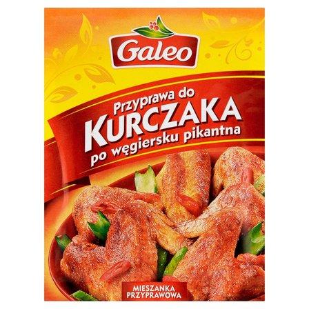 Galeo Przyprawa do kurczaka po węgiersku pikantna 16g (1)