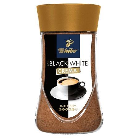 Tchibo For Black´n White Crema Kawa rozpuszczalna 180g (1)