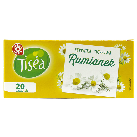 Wiodąca Marka herbatka ziołowa rumianek 26g (20 tb) (1)