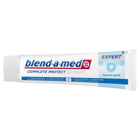 BLEND-A-MED Complete Protect Expert Healthy White Pasta do zębów (1)