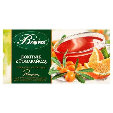 Biofix Premium Rokitnik z pomarańczą Herbatka owocowa 40g (20 tb) (2)