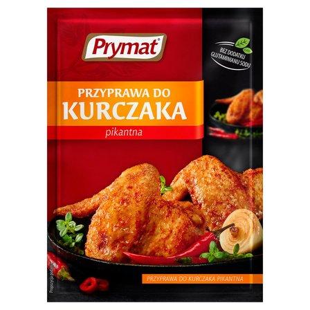 Prymat Przyprawa do kurczaka pikantna 25g (1)