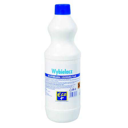 ECO+  Wybielacz do wybielania i usuwania plam 1l (1)