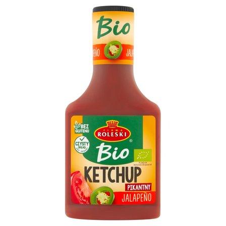 Firma Roleski Bio Ketchup jalapeño pikantny 340g (1)