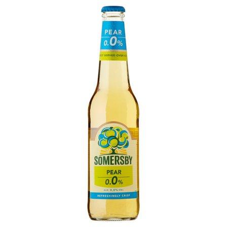 Somersby Bezalkoholowy napój piwny o smaku gruszki 400ml (1)