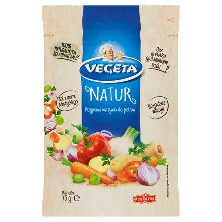 Vegeta Natur Przyprawa warzywna do potraw 75g (1)