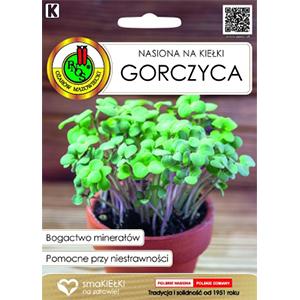 PNOS Nasiona na kiełki Gorczyca gr.K (1)
