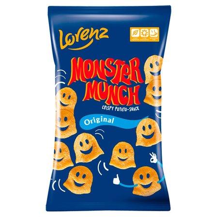 Monster Munch Original Chrupki ziemniaczane solone 100g (1)