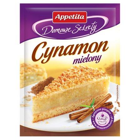 Appetita Domowe Sekrety Cynamon mielony 15g (1)