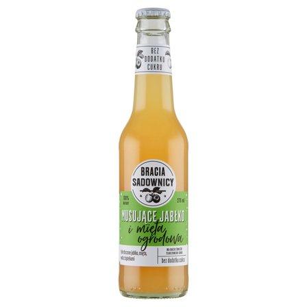 BRACIA SADOWNICY - musujące jabłko + mięta 275 ml (1)