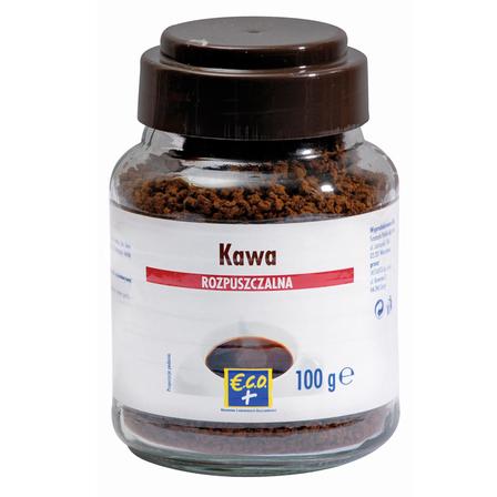 €.C.O.+ kawa rozpuszczalna  100g (1)