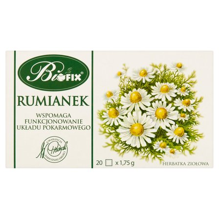 Biofix Herbatka ziołowa rumianek 35g (20 tb) (2)
