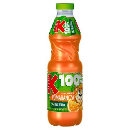 Kubuś 100% Sok jabłko marchew pomarańcza 850 ml (1)