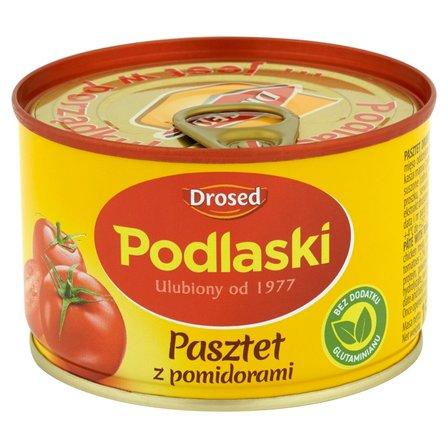 Drosed Podlaski Pasztet z pomidorami 155g (1)