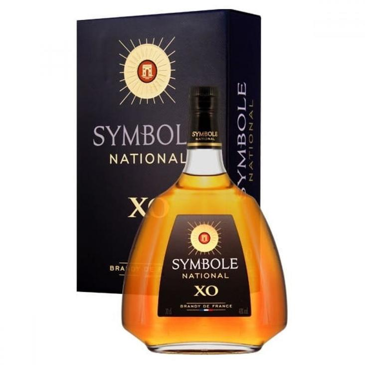 Symbole National Brandy De France 700ml (1)