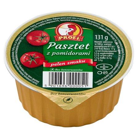 Profi Pasztet z pomidorami 131g (1)