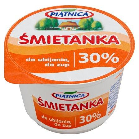 Piątnica Śmietanka 30% 200ml (1)