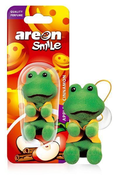 Zapach AREON TOY Jabłko + Cinnamon (1)