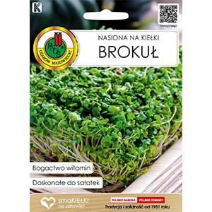 PNOS Nasiona na kiełki Brokuł gr.K (1)