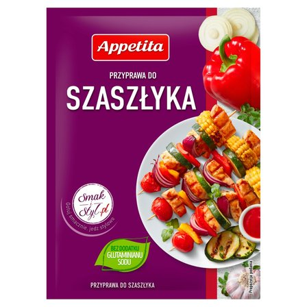 Appetita Przyprawa do szaszłyka 20g (1)