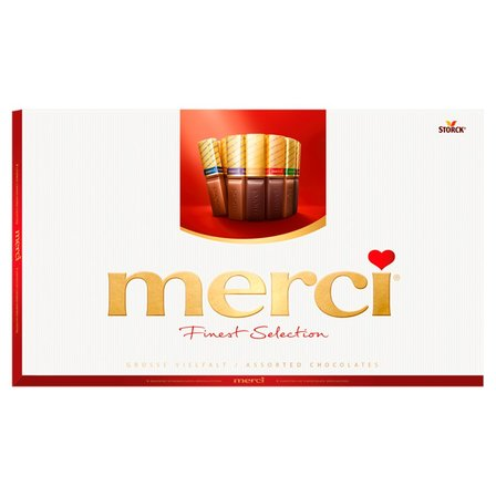merci Finest Selection Kolekcja czekoladek 400g (1)