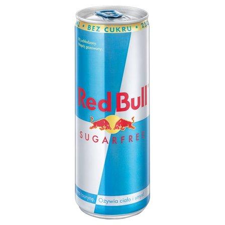 Red Bull Napój energetyczny bez cukru 250ml (1)
