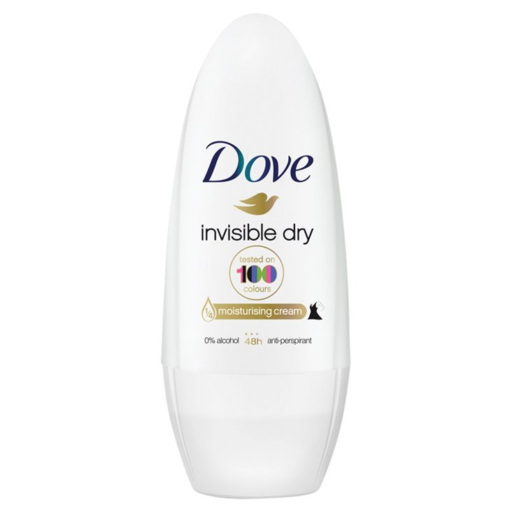 Dove Invisible Dry Antyperspirant w kulce 50ml (1)