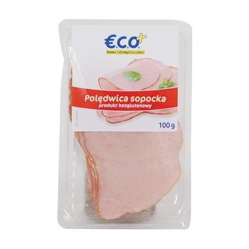 €.C.O.+ polędwica sopocka plastry, produkt bezglutenowy 100g (2)