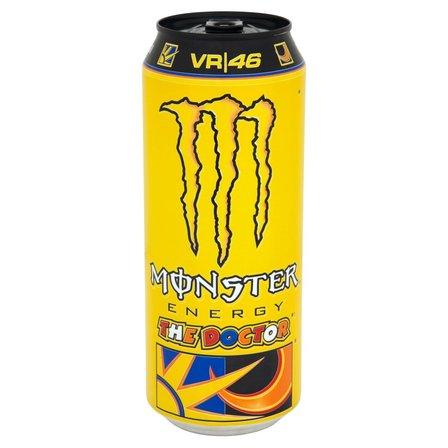 Monster Energy The Doctor Gazowany napój energetyzujący 500ml (1)