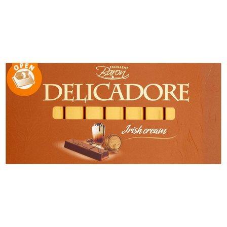 BARON Delicadore Batoniki z czekolady z nadzieniem o smaku irish cream (1)