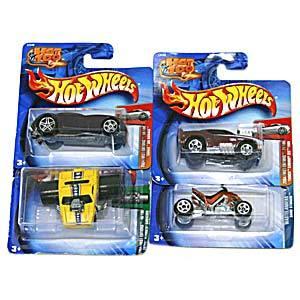 HOT WHEELS Samochodzik (mały) (1)