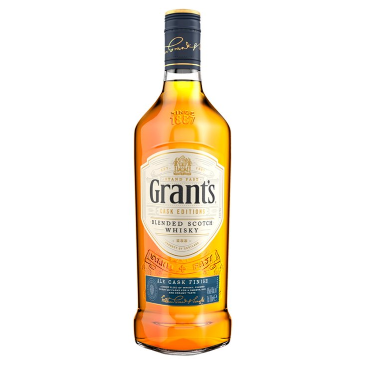 Grant's Ale Cask Finish Scotch Whisky 700ml (2)