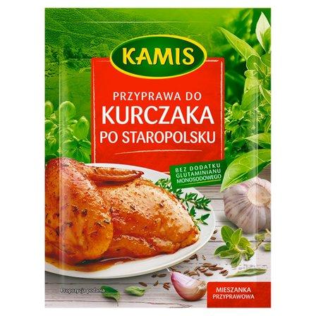 Kamis Przyprawa do kurczaka po staropolsku Mieszanka przyprawowa 25g (1)